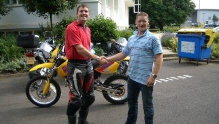 CCM bike winner