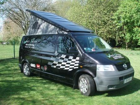 New show van