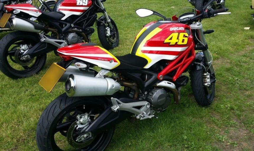 Beaulieu Motorcycle Ride-In Day 2014