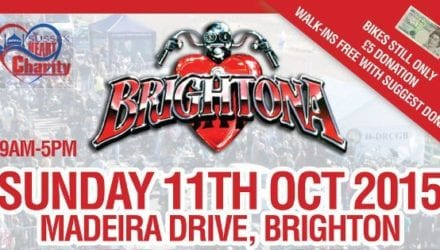 Brightona Charity Riders Show