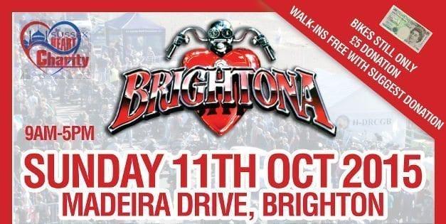 Brightona Charity Riders Show