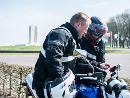 Andrew Dalton Motorcycle