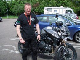 Andrew Dalton Solicitor & Motorbike
