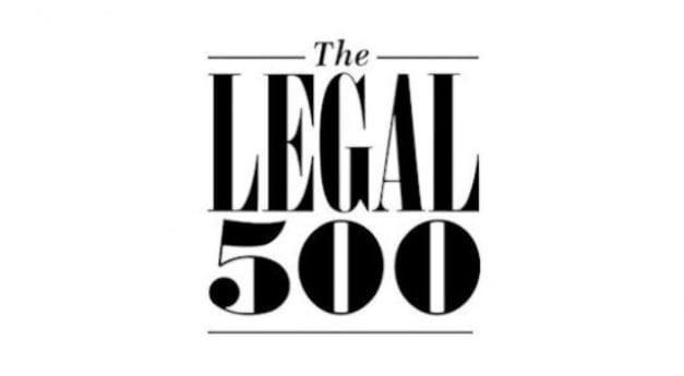 2016 Legal 500 Award