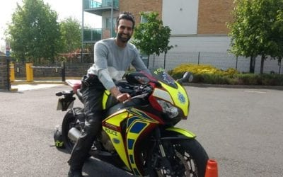 BikeSafe with Surrey Police
