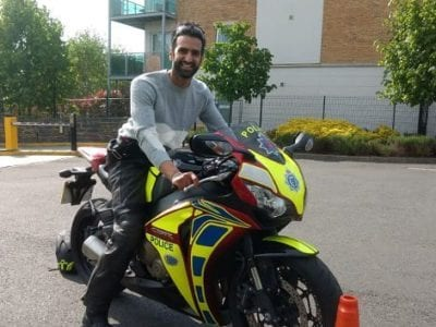 BikeSafe with Surrey Police