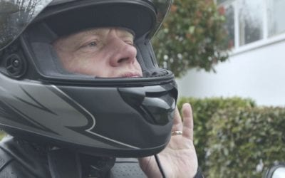 Shoei Qwest Motorcycle Helmet Review