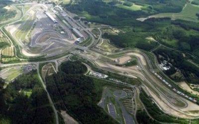The Nürburgring...