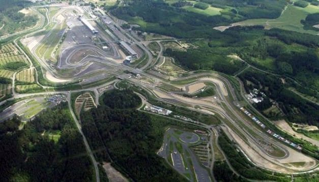 The Nürburgring…