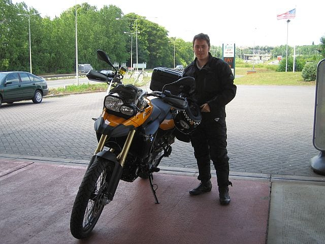 BMW F800GS Review
