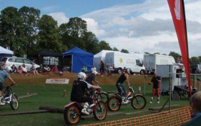 Brackley Festival of Motorcycling 2011