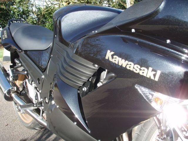 Kawasaki ZZR 1400