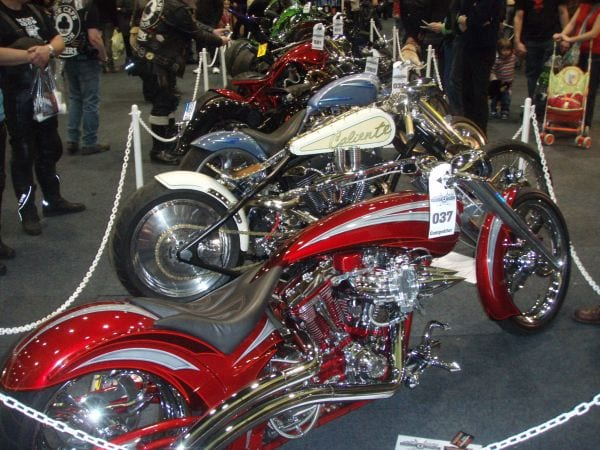 Ace Cafe Motorcycle & Custom Show 2010