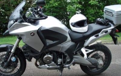 Honda 1200 Crosstourer first ride review
