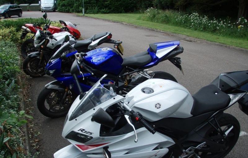 Sunny Motorbikes
