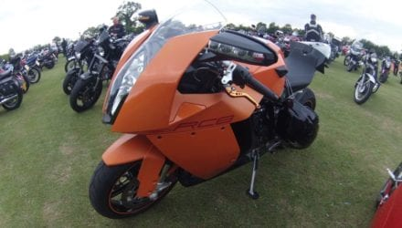 Cassington Bike Night 2013