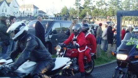 Whitstable Toy Run 2009