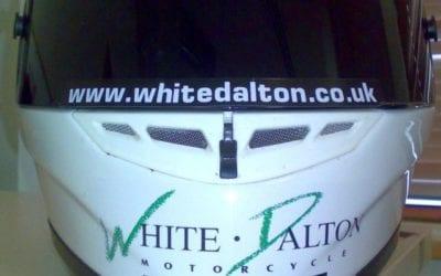 Race Helmet Graphics
