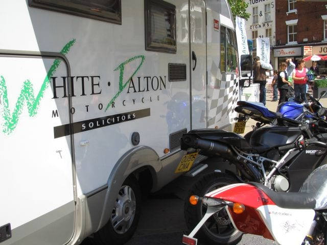 Aylesbury 'On Two Wheels' Event