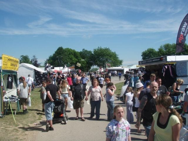 BMF GEMS SHOW – 30th & 31st May 2009