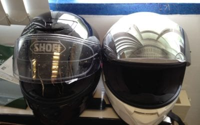 Shoei Qwest Review