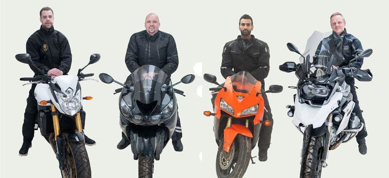 Motorcycle Accident Lawyers West Sussex