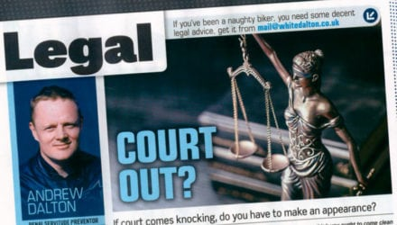 Court Out?