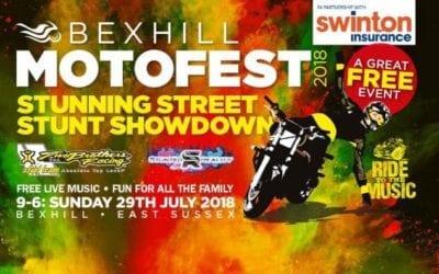 Bexhill Motofest 2018