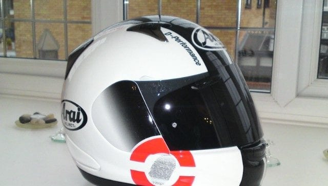 Is an American DOT helmet legal in the UK?