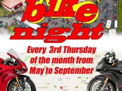 OnYerBike Bike Night