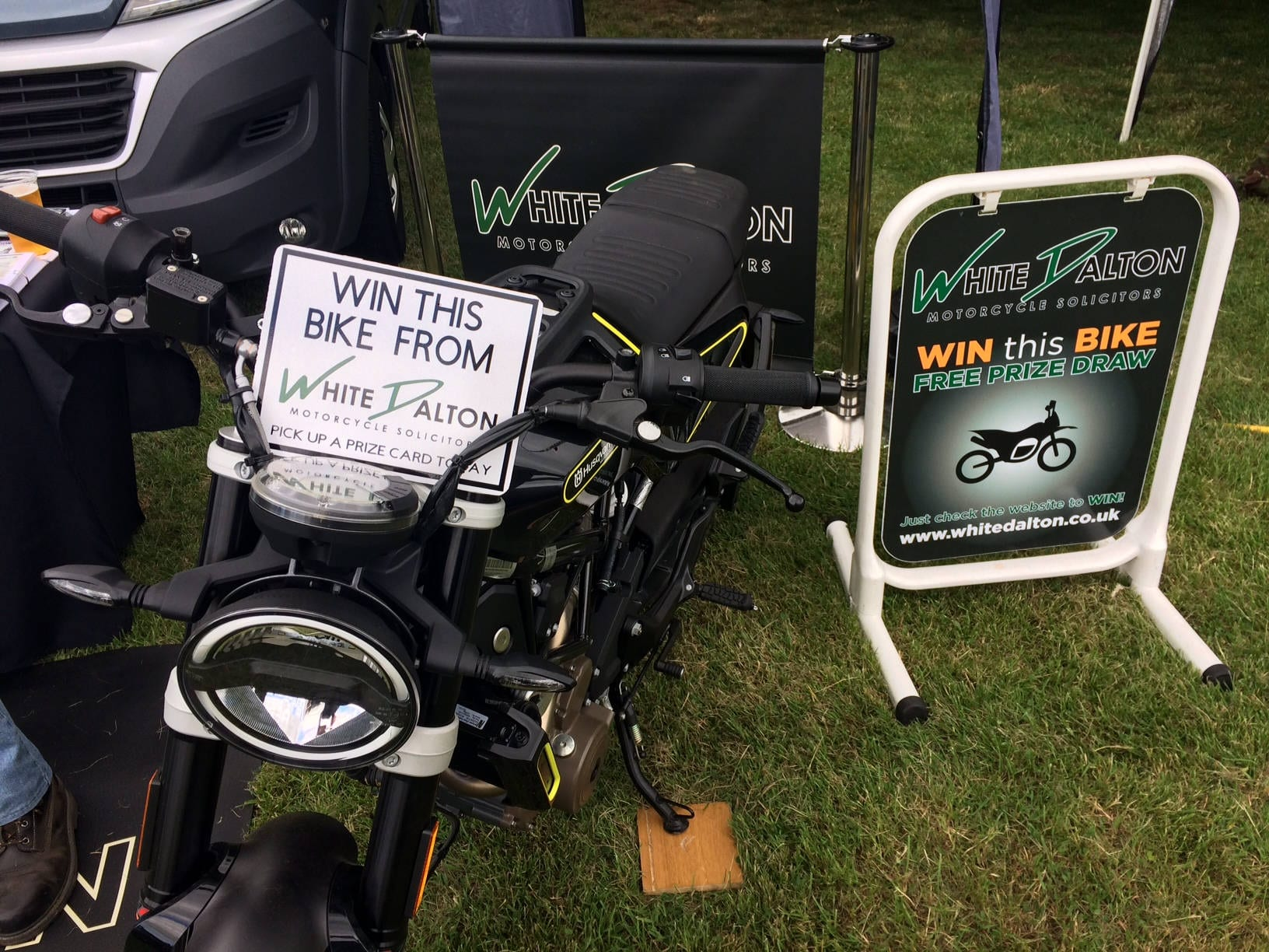 Ludgershall Bike Night 2019 - White Dalton Motorcycle Solicitors