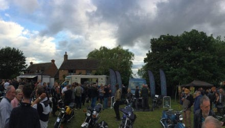 Ludgershall Bike Night 2019
