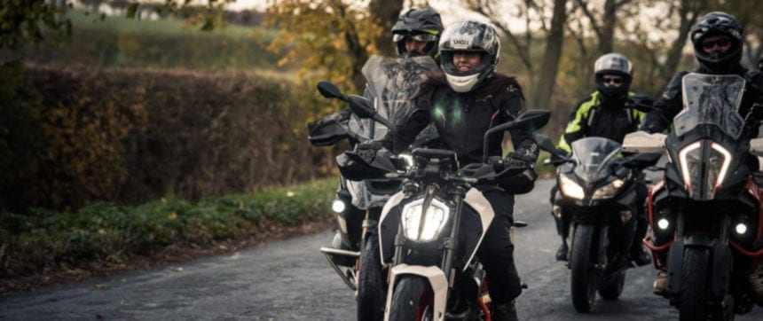 Will riding my motorcycle or driving my car in lockdown invalidate my insurance?