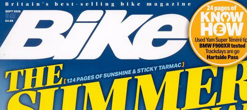 Bike insurance is boring. However…
