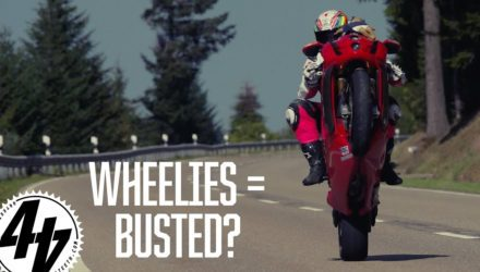 Legal Hints + Tips: Wheelies