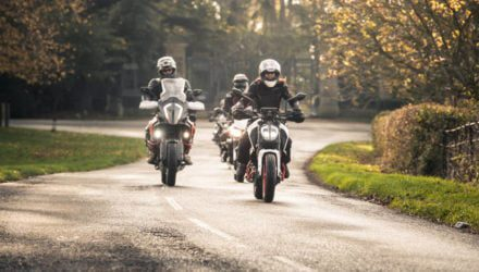 Can I go out on my motorcycle during Step 1? [Updated Government Guidance for England]